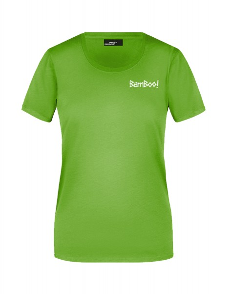 Damen Shirt Bamboo