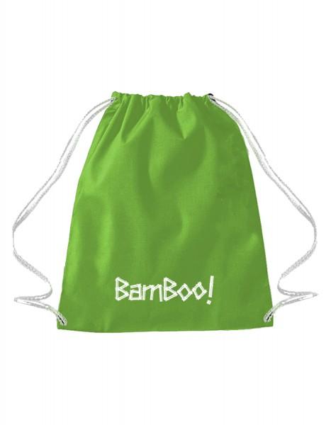 Baumwoll Gym-Bag Bamboo
